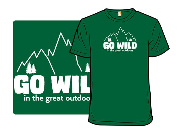 Go Wild T Shirt