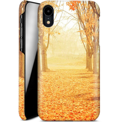 Apple iPhone XR Smartphone Huelle - Fog von Joy StClaire