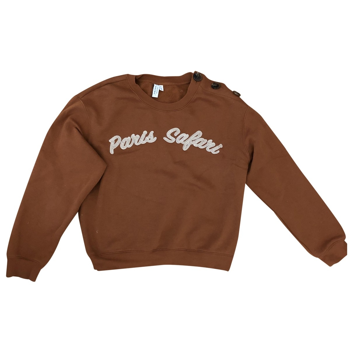 & Stories \N Brown Cotton Knitwear for Women 36 FR
