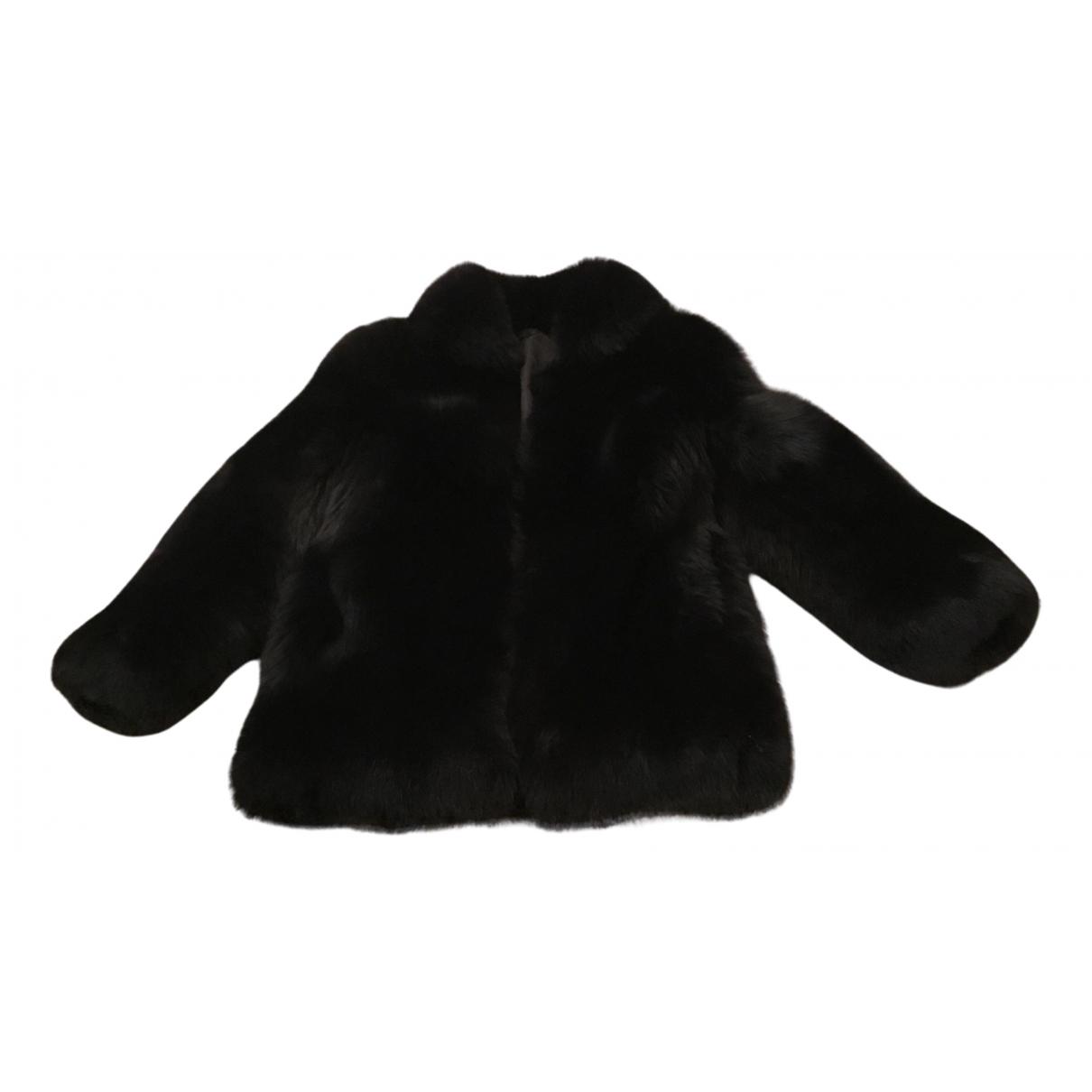 Rta N Black Fox jacket for Women XS International