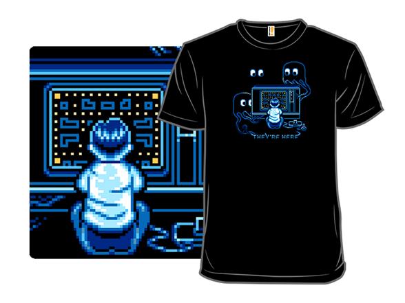 Pixelgeist T Shirt