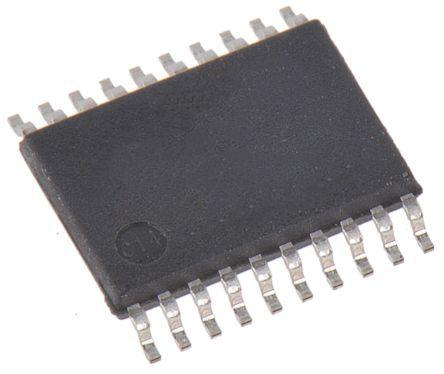 STMicroelectronics STM32L011F4P6, 32bit ARM Cortex-M0 Microcontroller, STM32, 32MHz, 16 kB Flash, 20-Pin TSSOP (74)