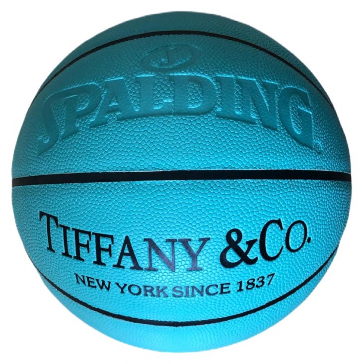 Tiffany & Co - Ballons   pour lifestyle en cuir - bleu