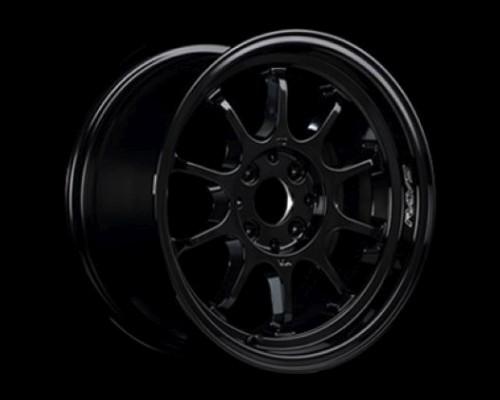 GramLights WGBD22ABNJ 57V Limited Edition Wheel 15x7.5 4x100 22mm Black/Machining