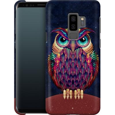 Samsung Galaxy S9 Plus Smartphone Huelle - Owl von Ali Gulec
