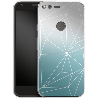 Google Pixel Silikon Handyhuelle - Simplicity 2 von Mareike Bohmer
