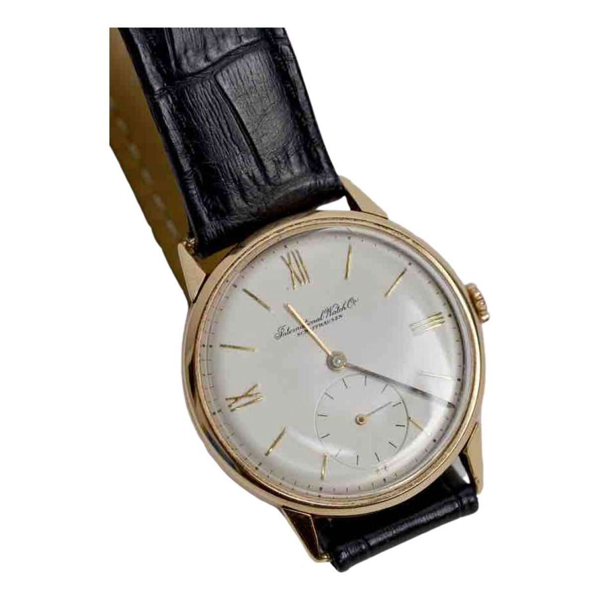 Relojes Portofino de Oro amarillo Iwc