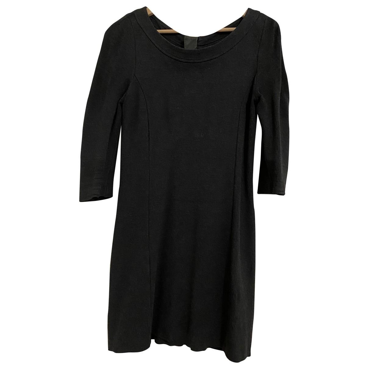 Patrizia Pepe \N Grey dress for Women 42 IT