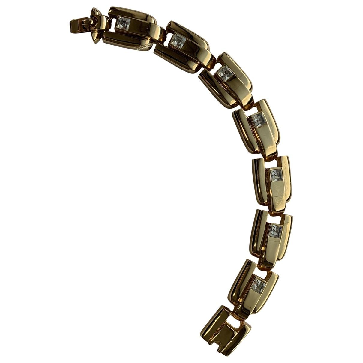 Balmain - Bracelet   pour femme en metal - dore