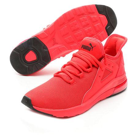Puma Electron Mens Training Shoes, 13 Medium, Red