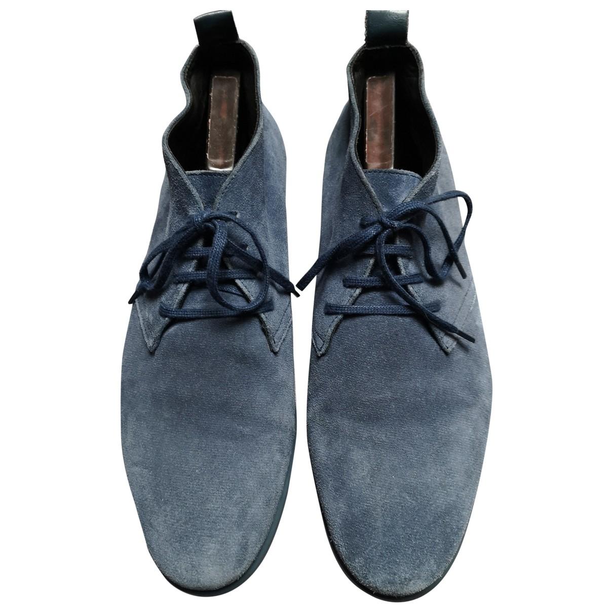Botas de Cuero Kenzo