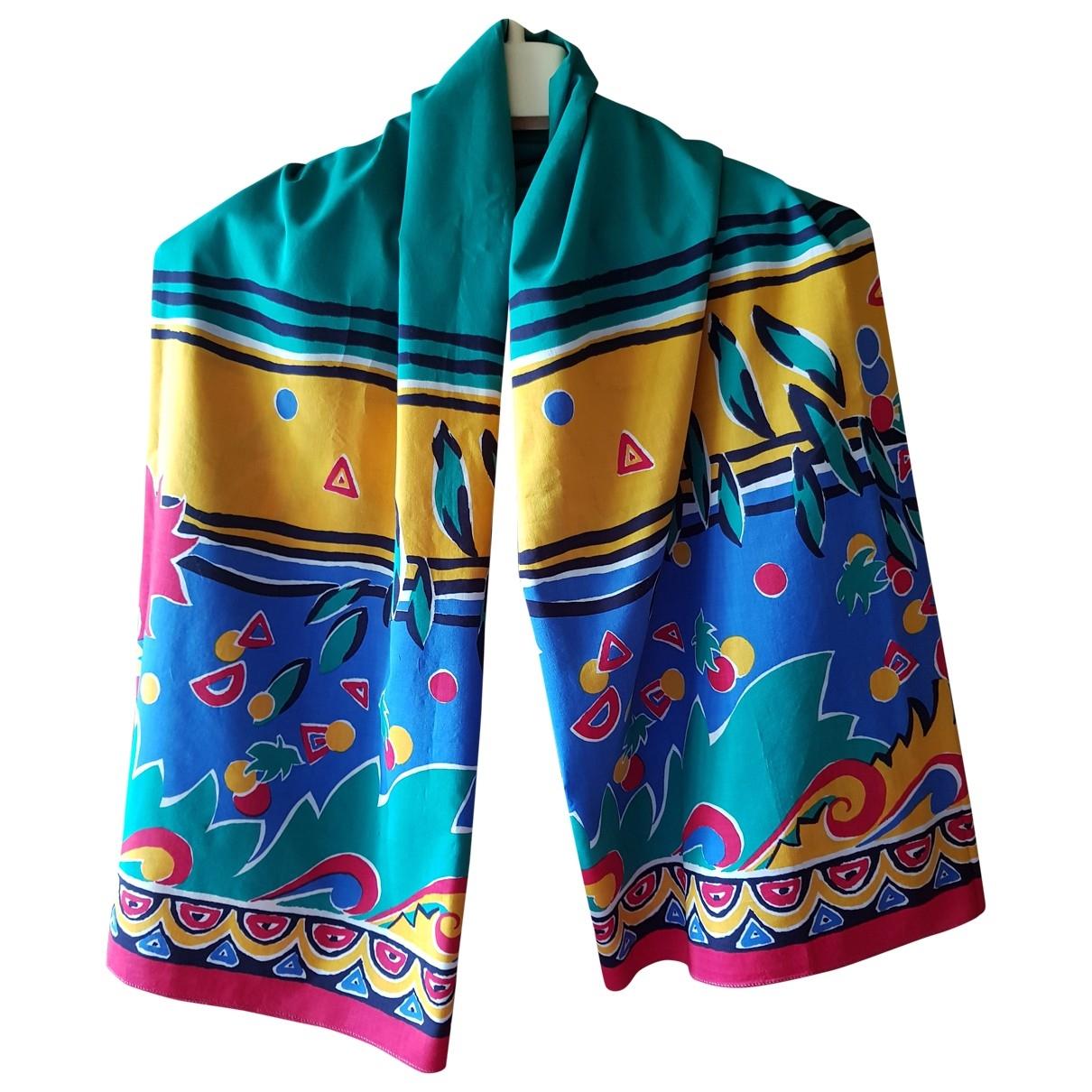 Yves Saint Laurent \N Multicolour Cotton Swimwear for Women 44 IT