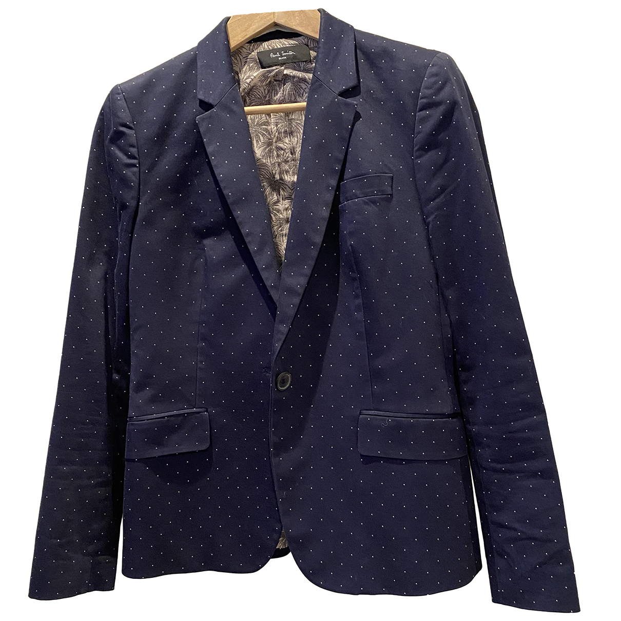 Paul Smith \N Jacke in  Blau Baumwolle
