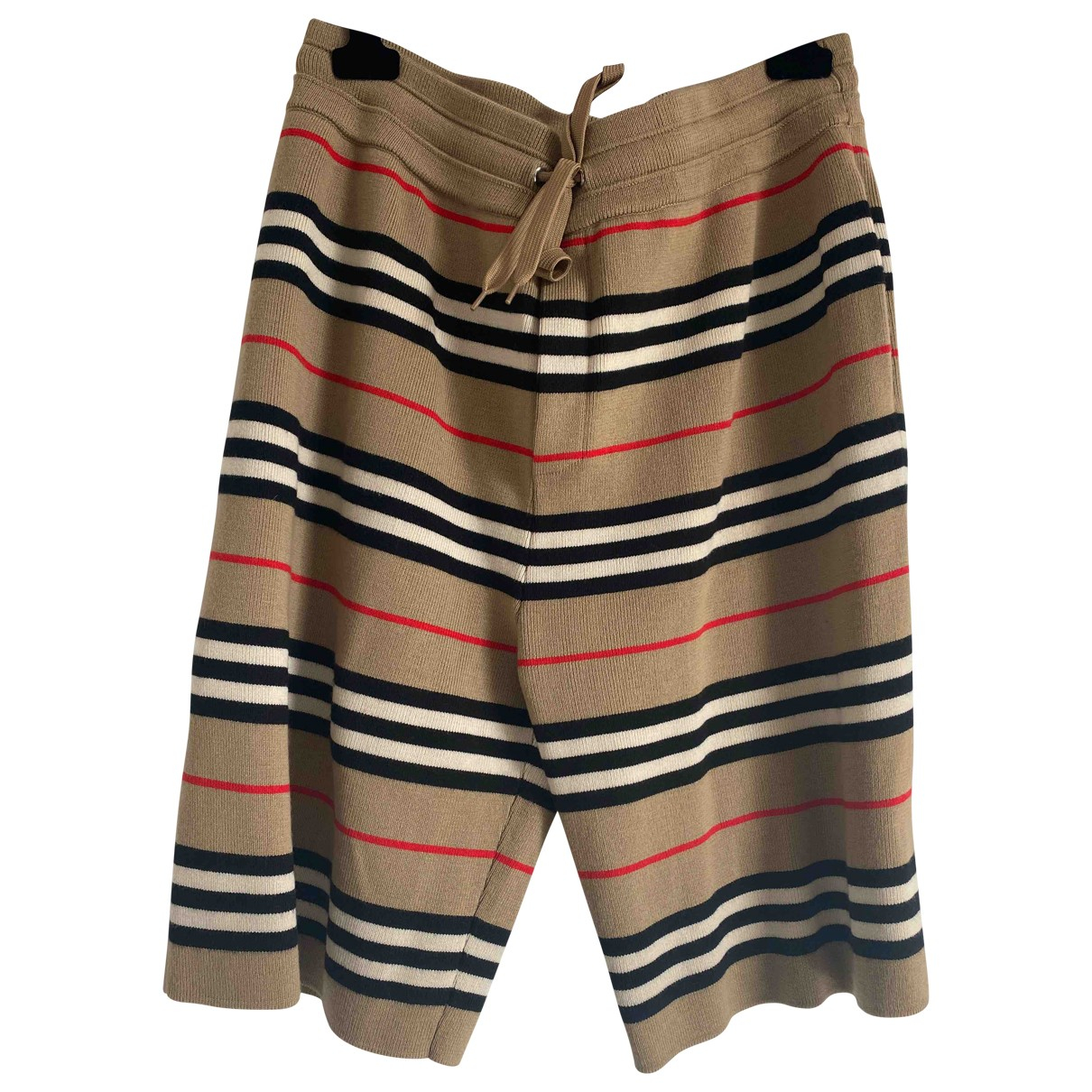 Burberry \N Shorts in  Beige Baumwolle