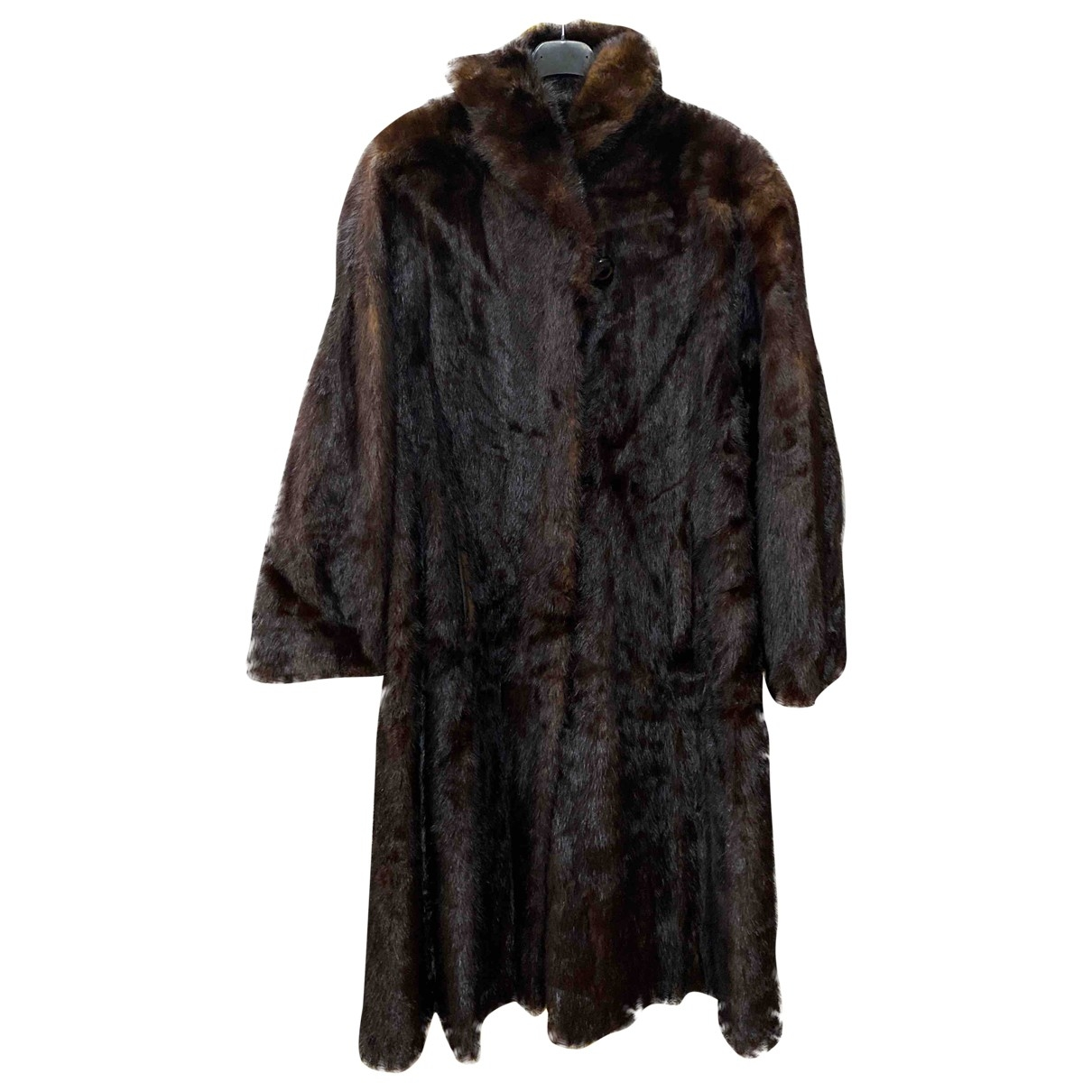 Non Signé / Unsigned \N Mink coat for Women XL International