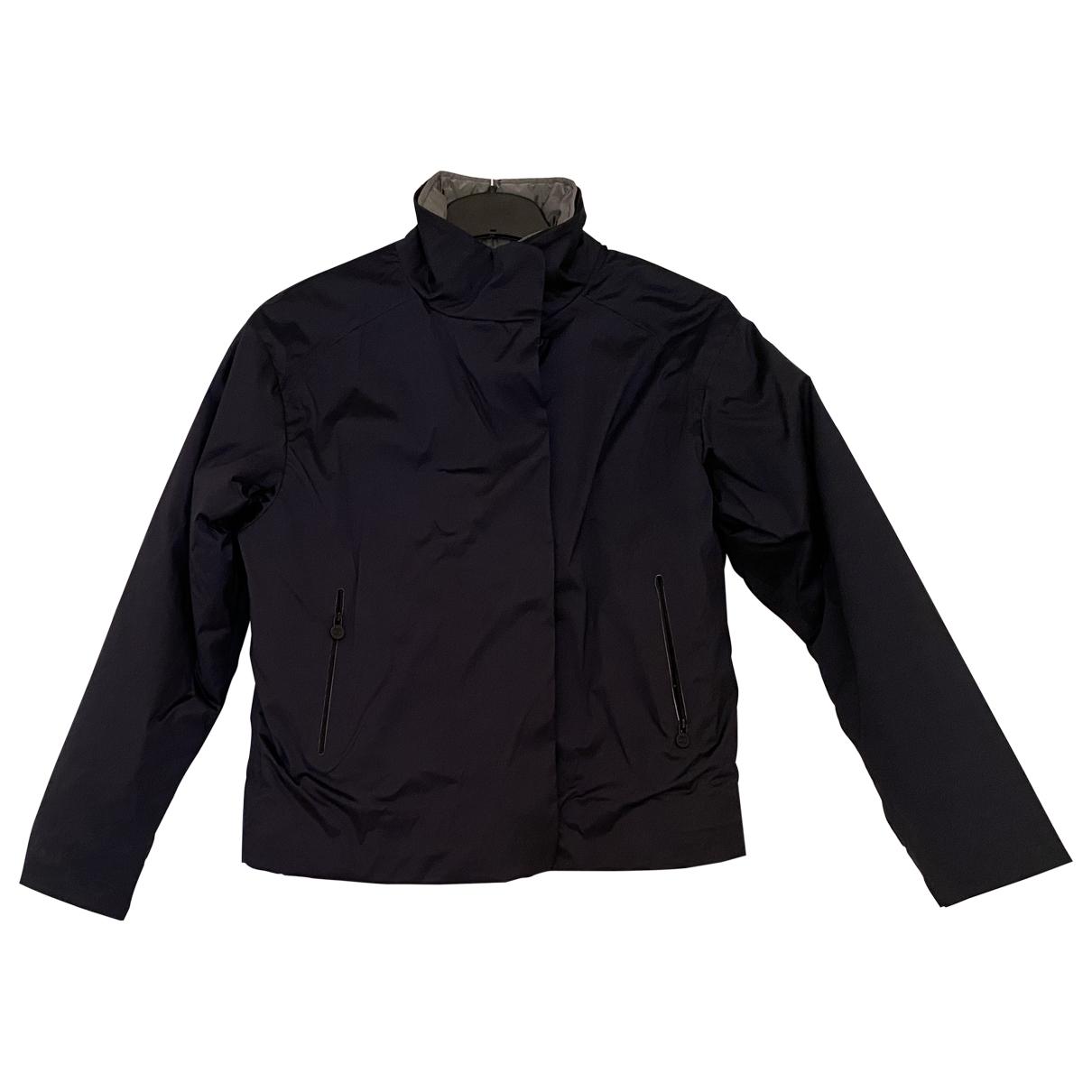 Chanel \N Navy jacket for Women 36 FR