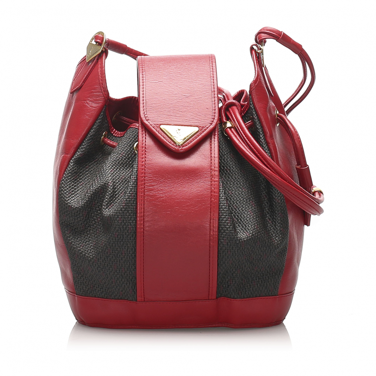 Yves Saint Laurent N Red Cloth handbag for Women N