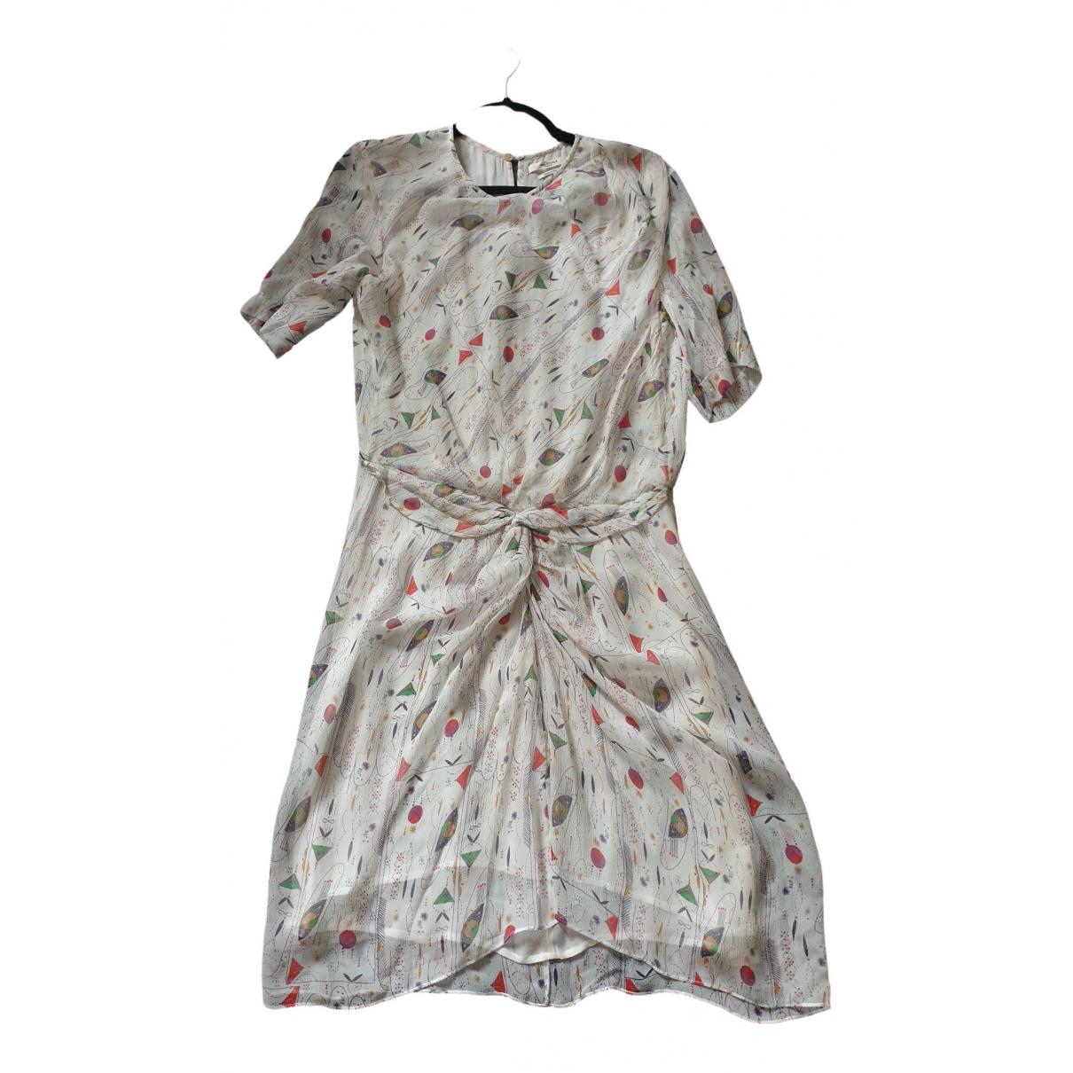Isabel Marant Etoile \N Kleid in  Bunt Seide