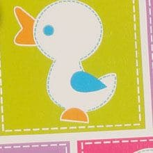 Clear Quackers Gift Wrap - 30 X 15' - Gift Wrapping Paper by Paper Mart