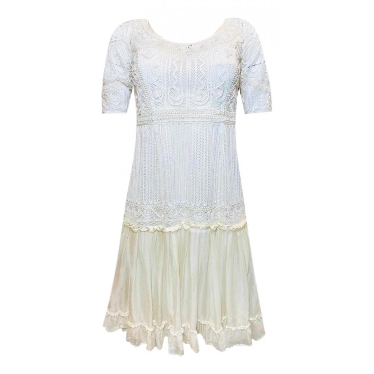 Mini vestido Temperley London