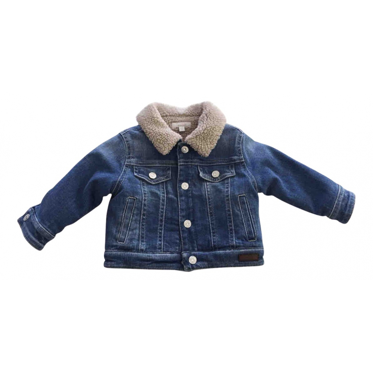 Gucci N Blue Denim - Jeans jacket & coat for Kids 6 months - up to 67cm FR