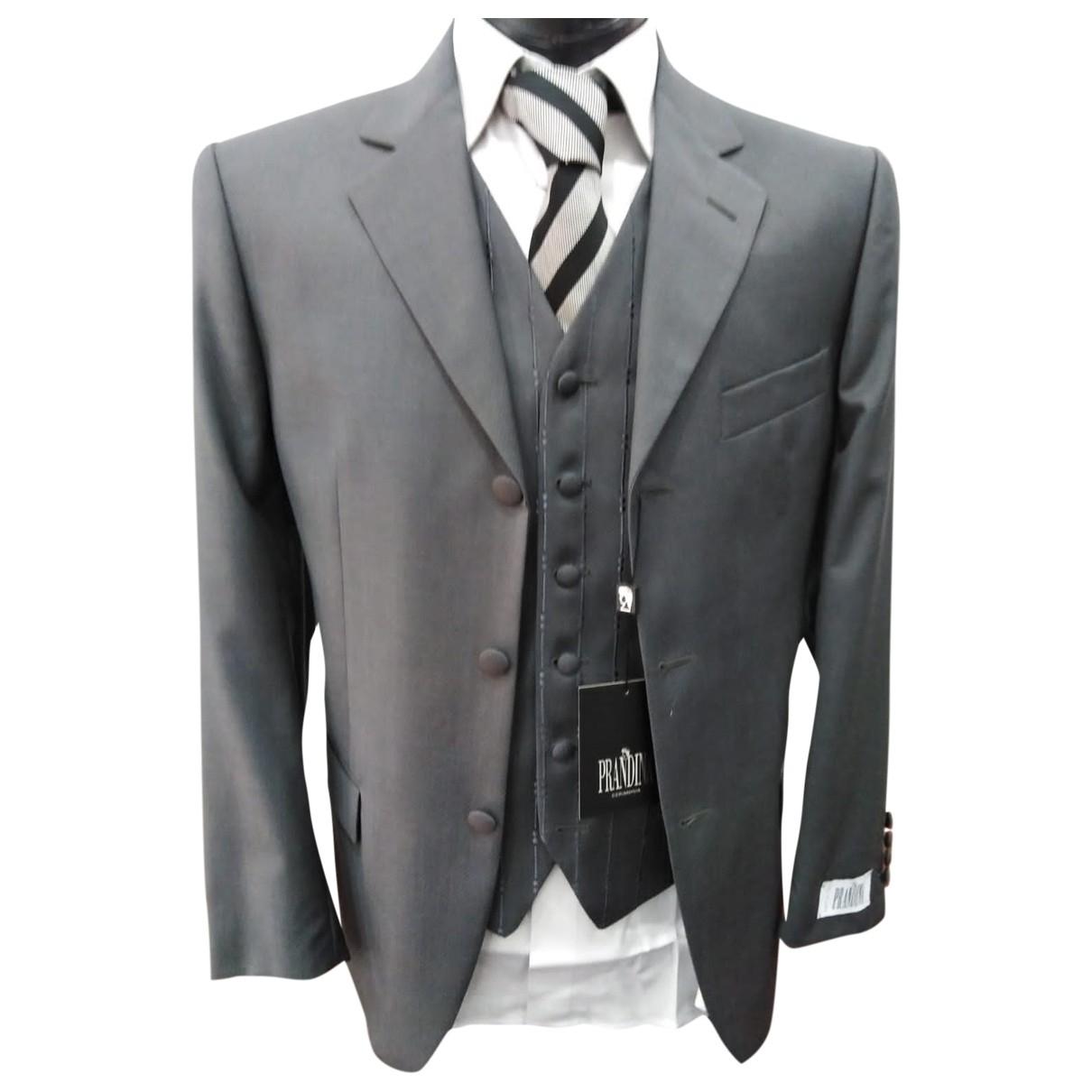 Prandina \N Anzuege in  Grau Wolle