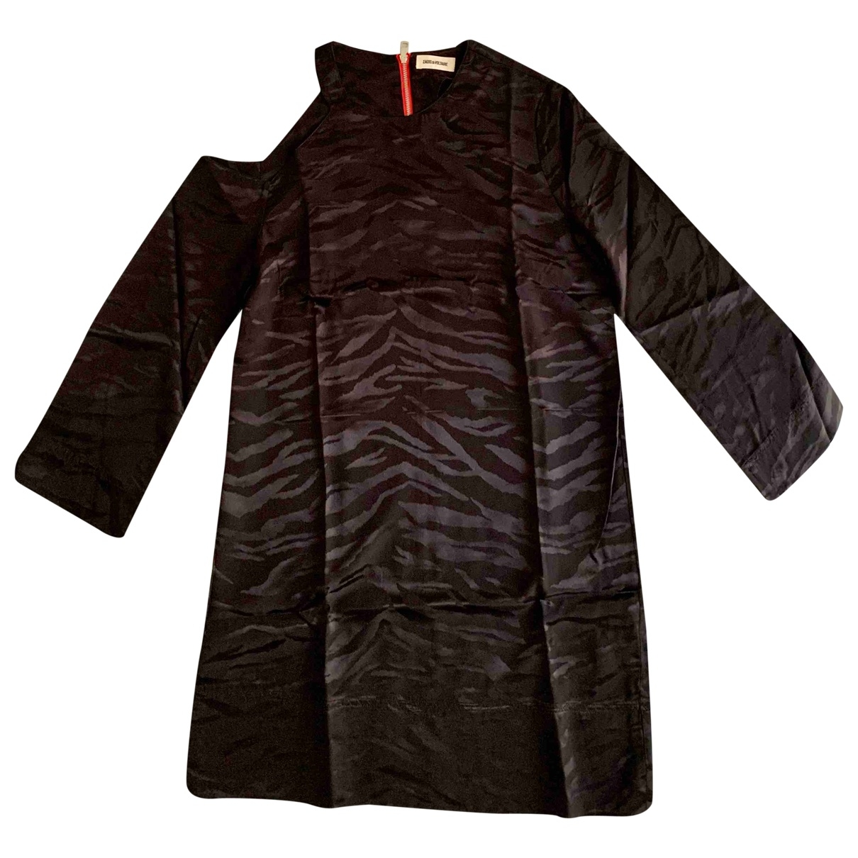 Zadig & Voltaire Fall Winter 2019 Black Silk dress for Women S International