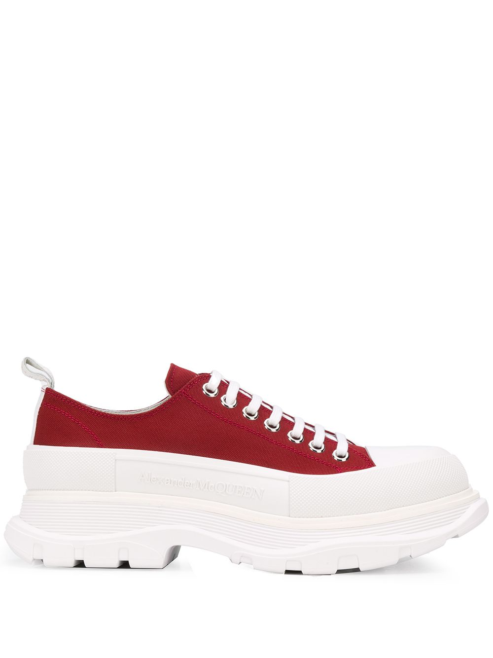 Tread Slick Cotton Sneakers