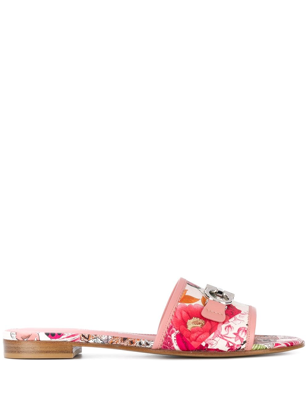 Rhodes Silk Sandals