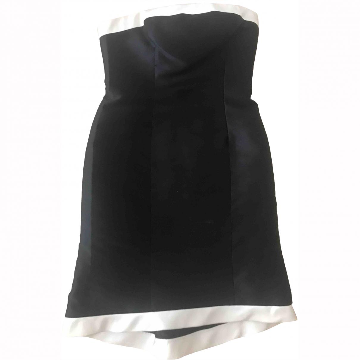 Ralph Lauren Collection \N Black Silk dress for Women 8 US