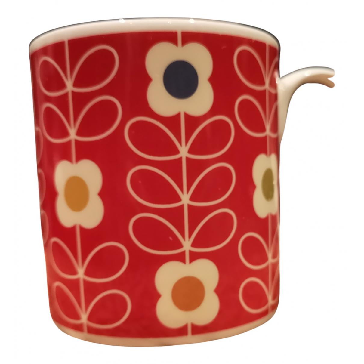 Orla Kiely - Arts de la table   pour lifestyle en ceramique - multicolore