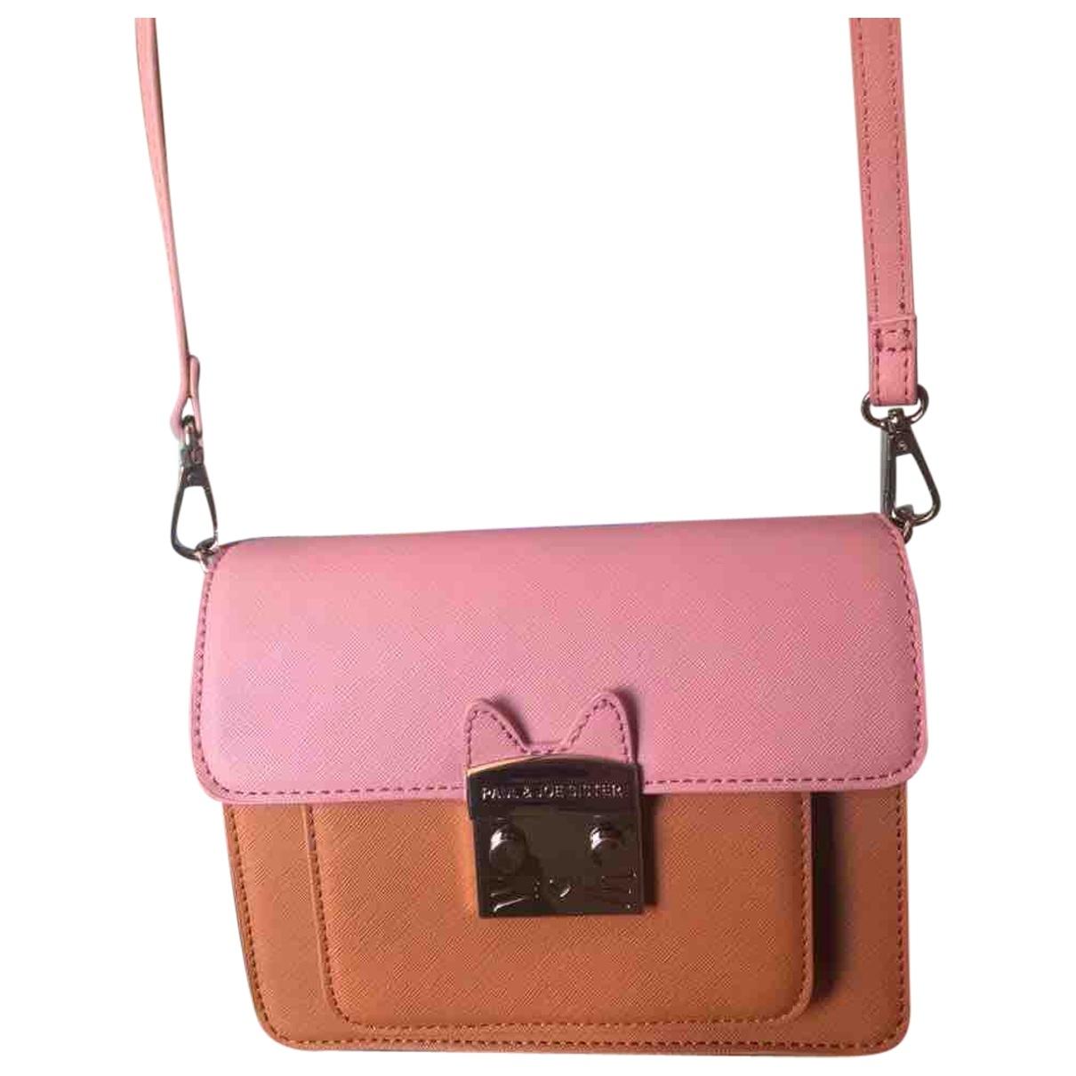 Paul & Joe Sister \N Pink handbag for Women \N