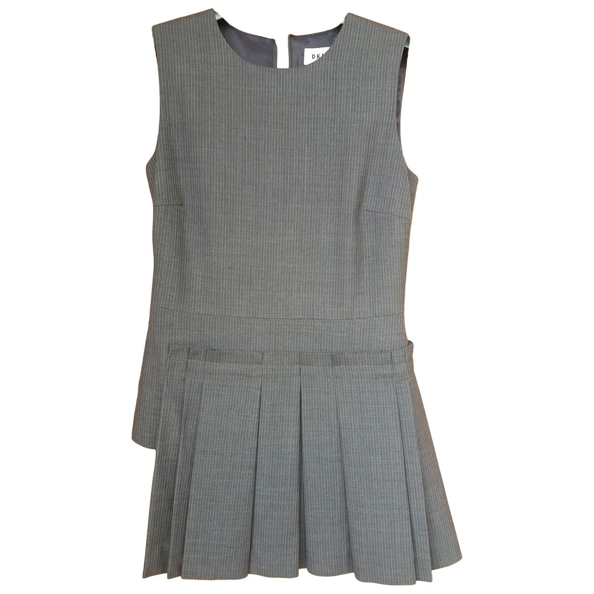 Dkny \N Grey Wool  top for Women 4 US