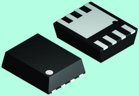 Vishay Dual N-Channel MOSFET, 8 A, 60 V, 8-Pin PowerPAK SO  SQJ960EP-T1_GE3 (5)