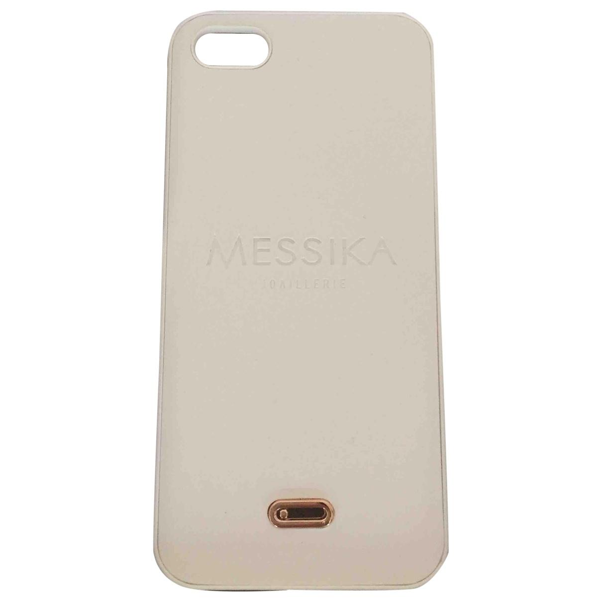 Messika - Accessoires   pour lifestyle - blanc