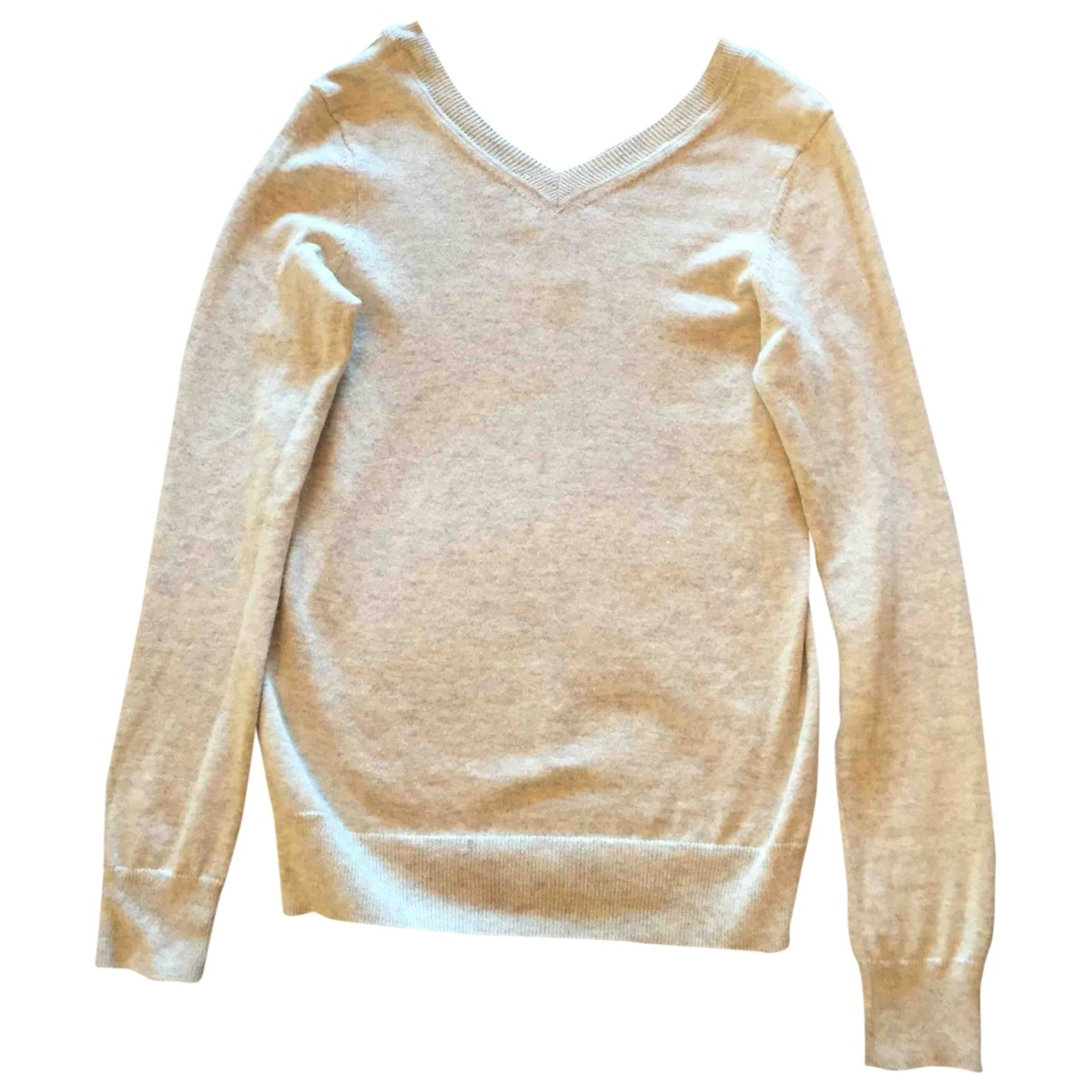 Isabel Marant Etoile - Pull   pour femme en coton - beige