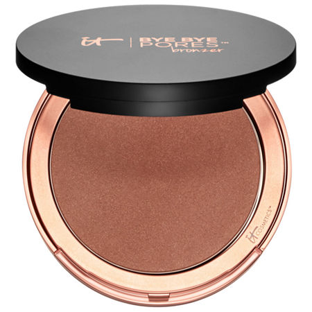 IT Cosmetics Bye Bye Pores Bronzer, One Size , Multiple Colors