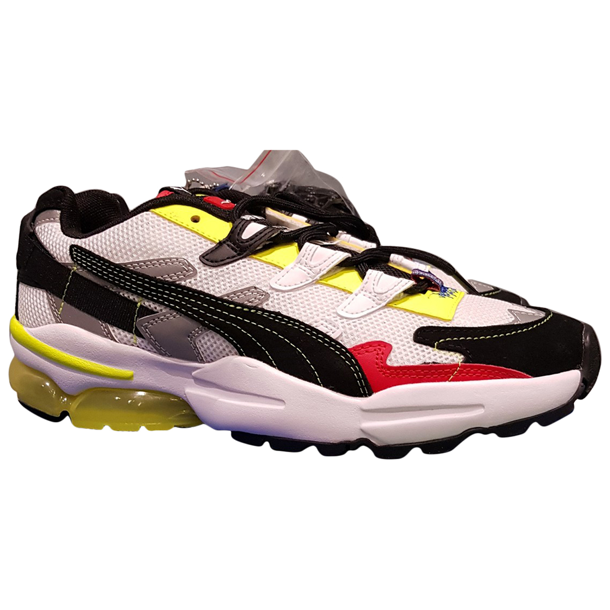 Puma \N Sneakers in  Bunt Leinen