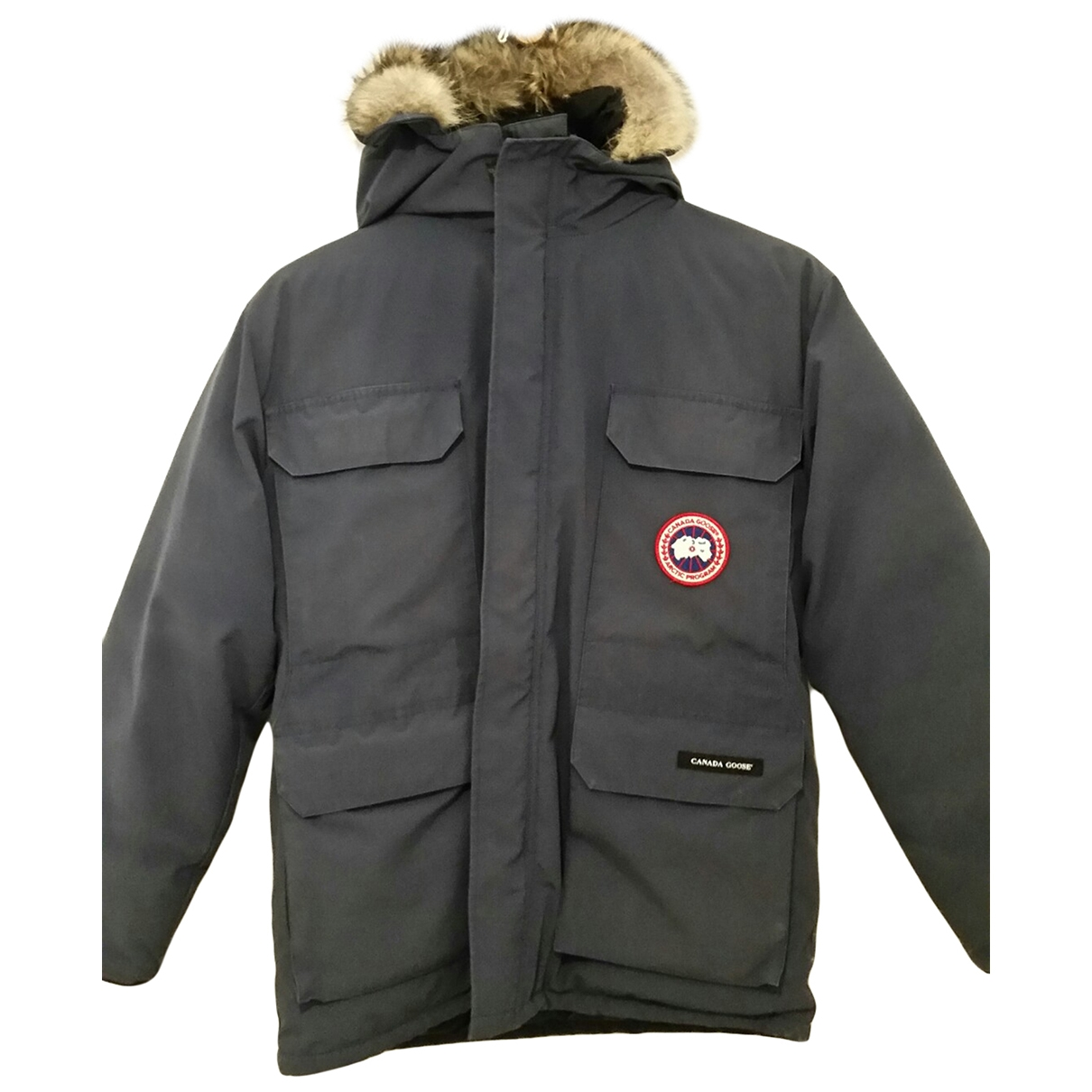 Canada Goose Expedition Maentel in  Blau Polyester