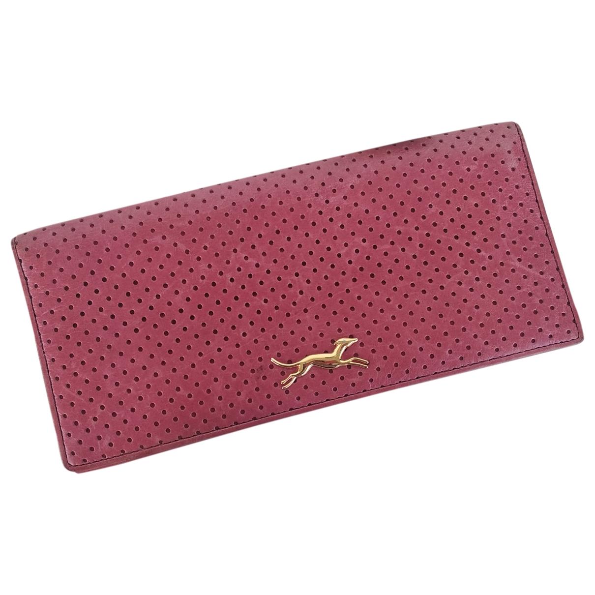 Bimba Y Lola - Portefeuille   pour femme en cuir - rose