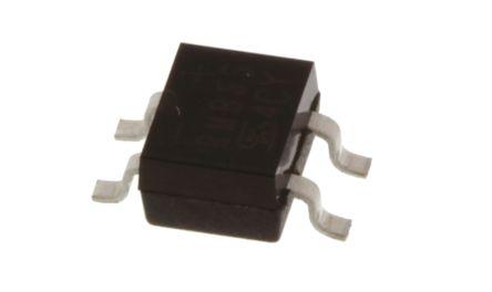 Taiwan Semiconductor RMB6S RCG, Bridge Rectifier, 800mA 600V, 4-Pin MBS (20)
