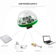 Mini USB Colorful Light