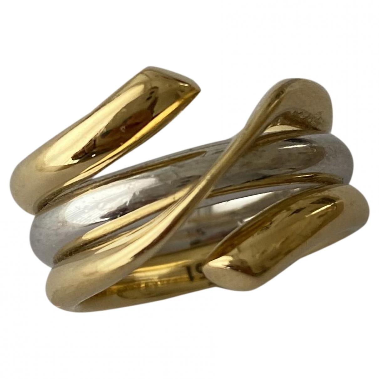 Georg Jensen \N Ring in  Gold Gelbgold