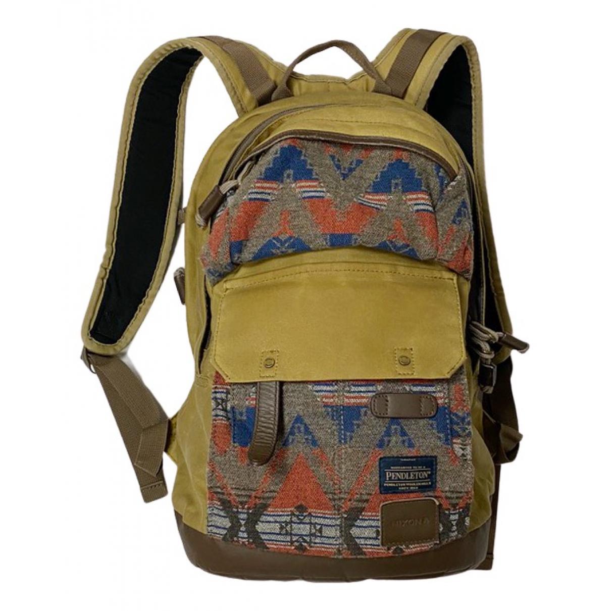 Pendleton \N Khaki Cloth bag for Men \N