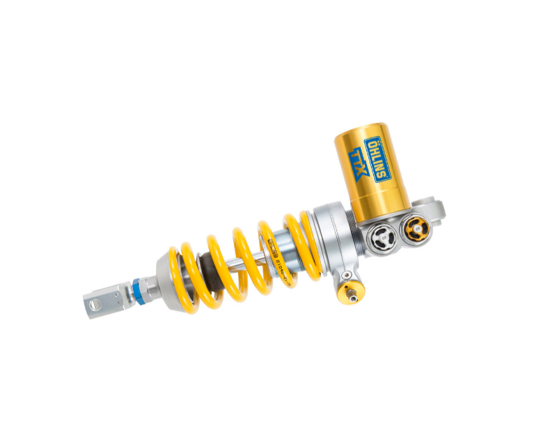 Ohlins KA 467 TTX GP Rear Mono 341 +2/-4 mm Length Kawasaki ZX-6R 636 2013-2019