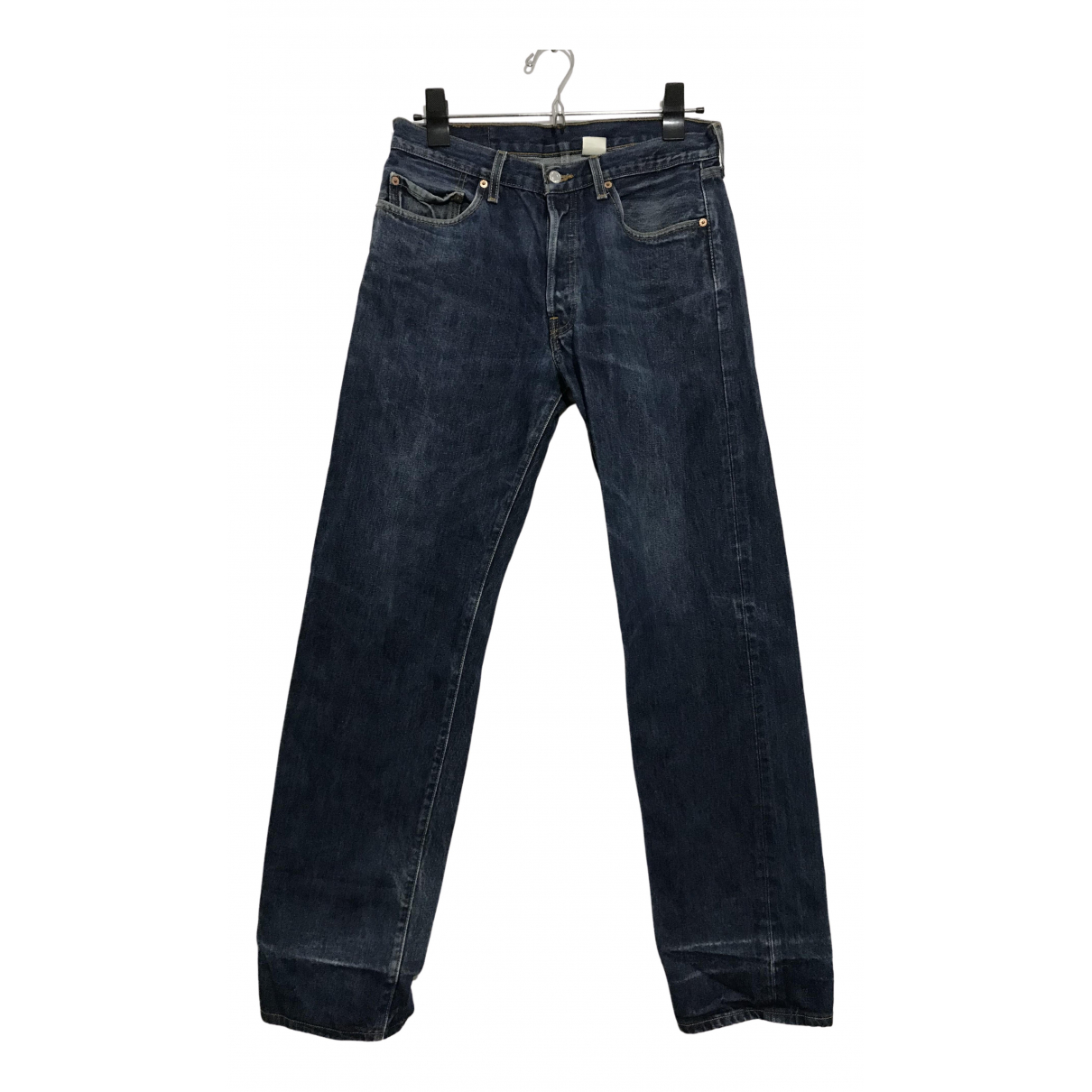 Levi's N Blue Denim - Jeans Trousers for Men 34 UK - US
