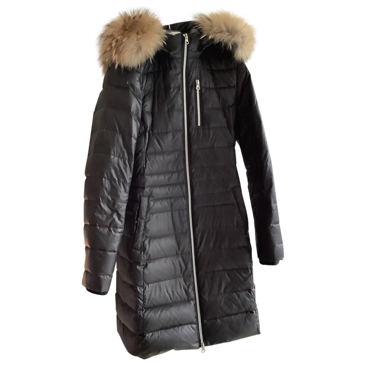 Welovefurs - Manteau   pour femme - noir