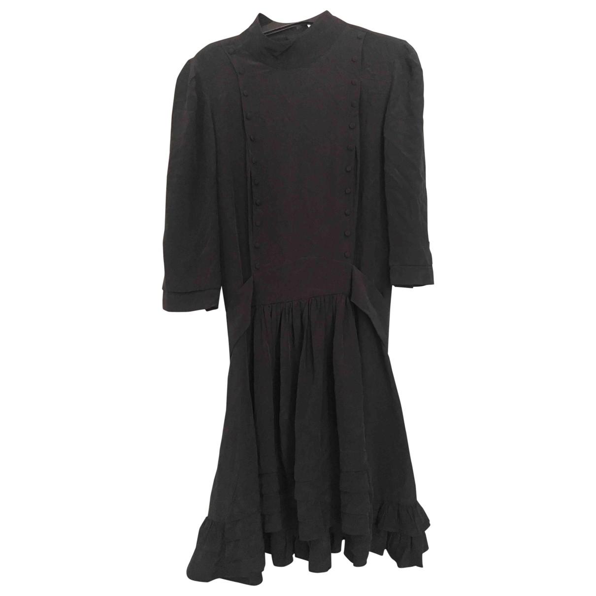 Chloé \N Grey dress for Women 40 FR