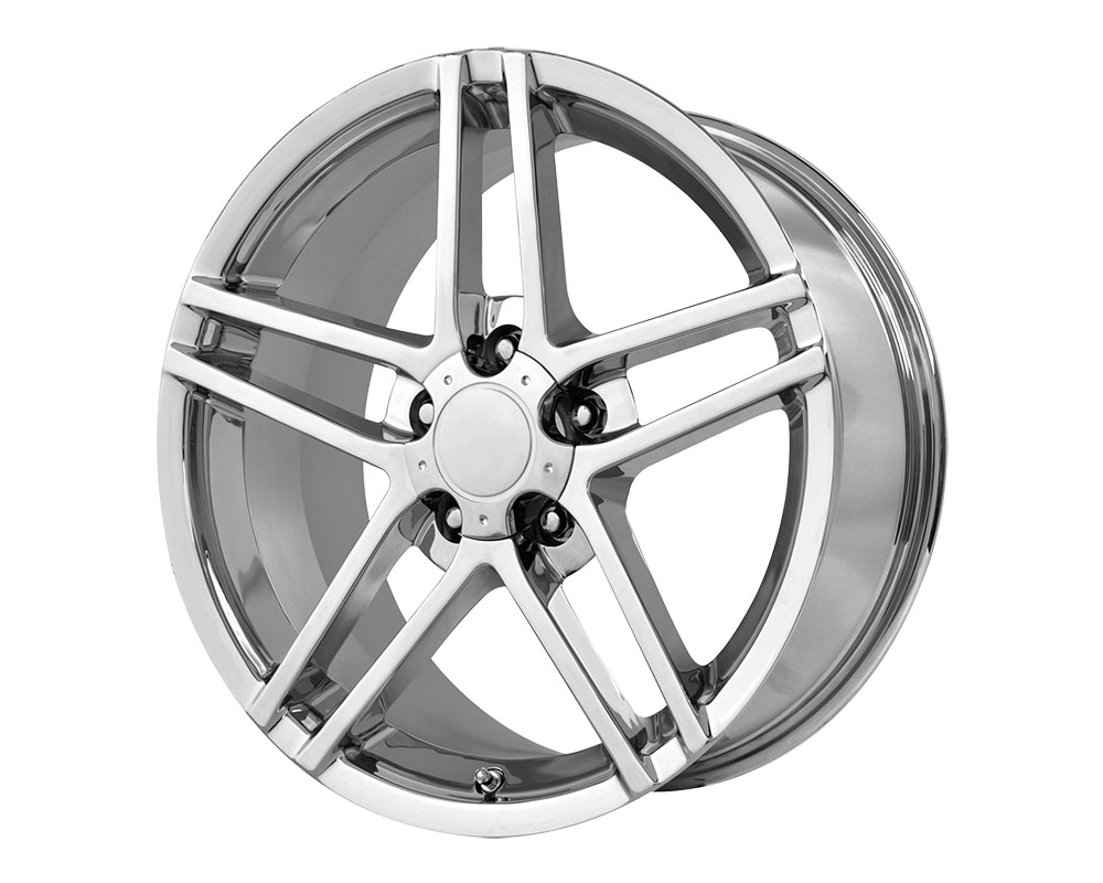 OE Creations 117C-896140 PR117 Wheel 18x9.5 5x5x120.65 +40mm Chrome