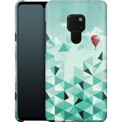 Huawei Mate 20 Smartphone Huelle - Emerald City von Little Clyde
